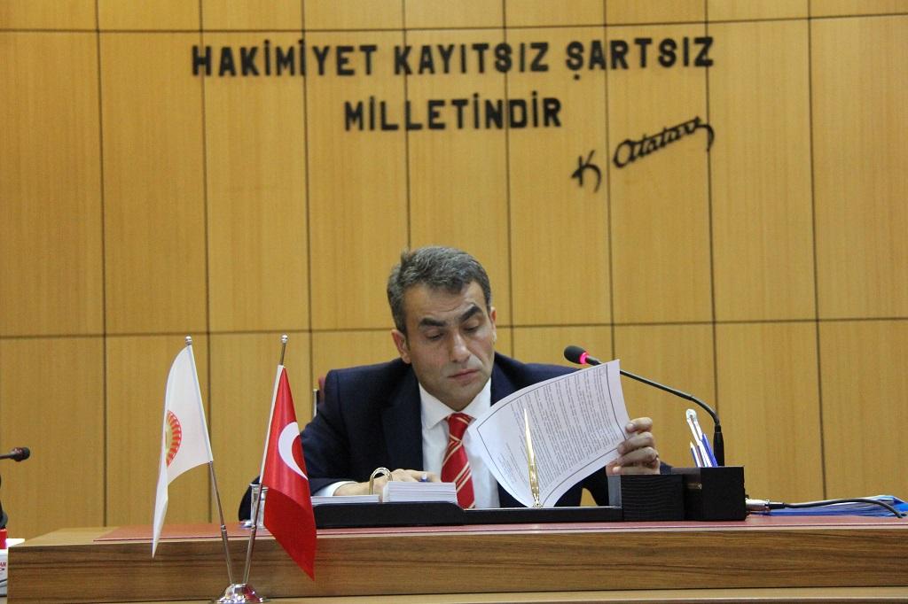 İl Genel Meclisi Ekim Ayı Toplantıları Başladı