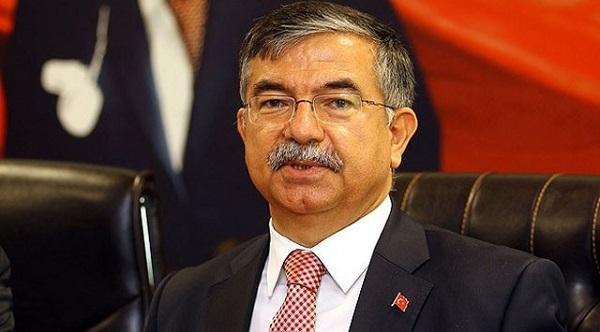 Milli Eğitim Bakanı İsmet Yılmaz Ak Parti bayramlaşma programına katıldı