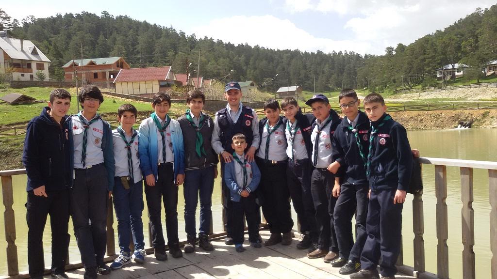 Sivas Gençlik Spor ve İzcilik Kulübü Suşehri ve Gürün'de Kamp Gerçekleştirdi