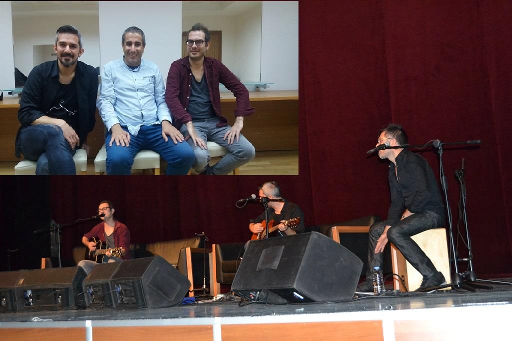 Şakalı Akustik Konseri Sivas'tan tam not aldı