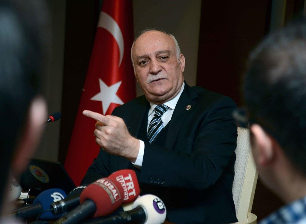 """TZOB Genel Başkanı Bayraktar: -""""Elektrik şirketleri, DSİ- sulama birlikleri, diğer su kullanıcı teşkilatların üreticilerimizin desteklerine koydukları blokeleri kaldırmalarını bekliyoruz"""""""