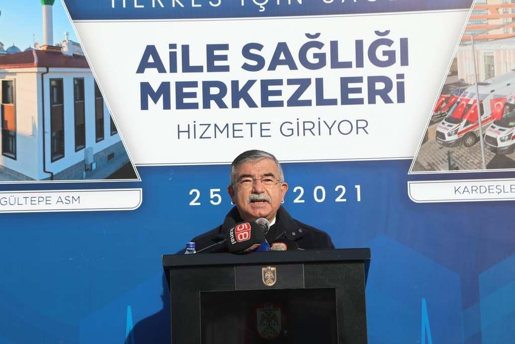 SOĞUK ÇERMİK'TE DEĞİŞİM BAŞLADI