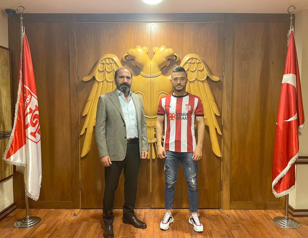 Alaaddin Okumuş Demir Grup Sivasspor'da