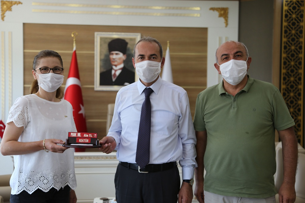 CÜTAM'A 1 Milyon TL Bütçeli Cihaz