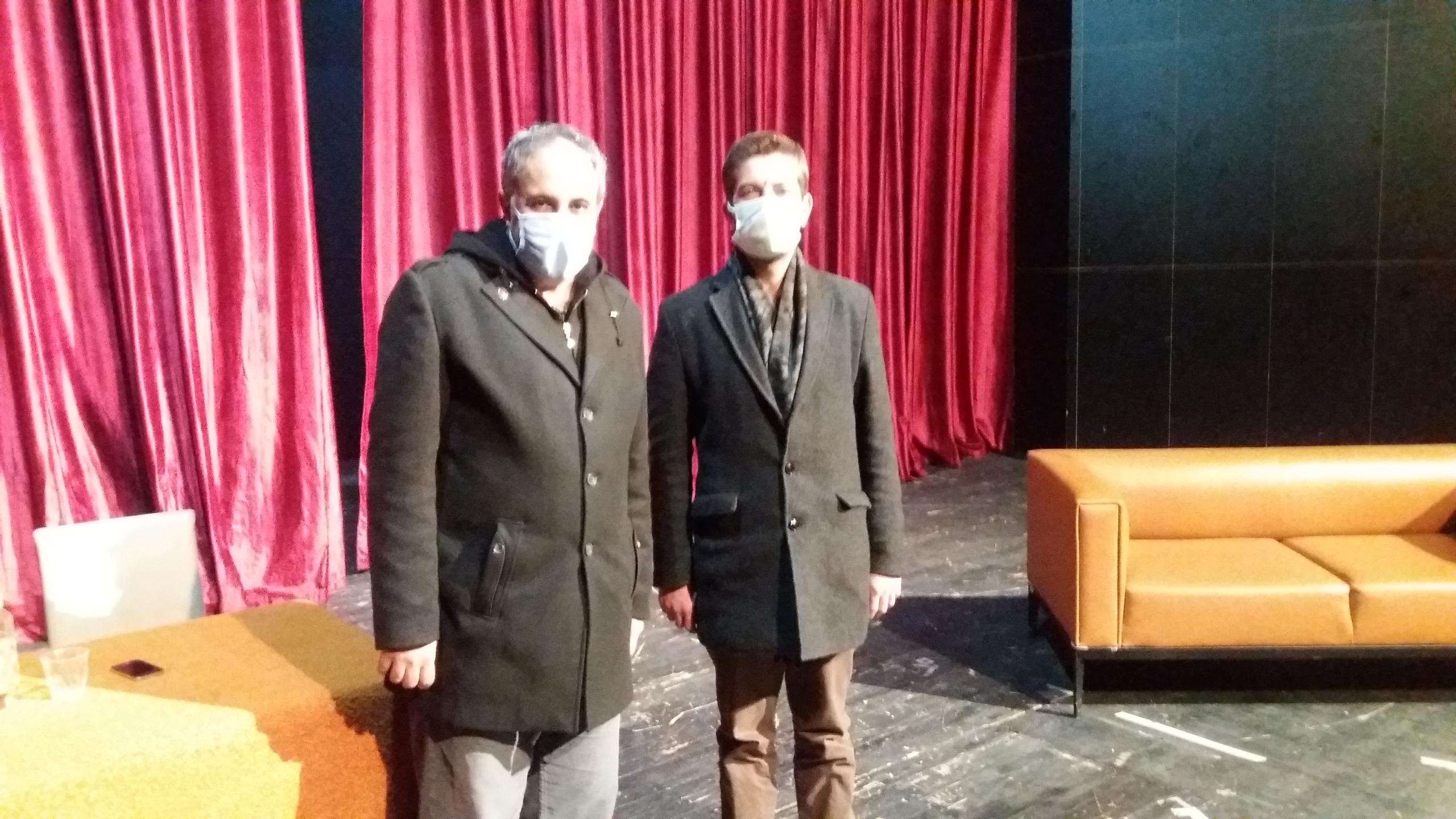 Davetsiz Misafir Tiyatro Oyununa Sivas Seyircisi yoğun ilgi gösterdi