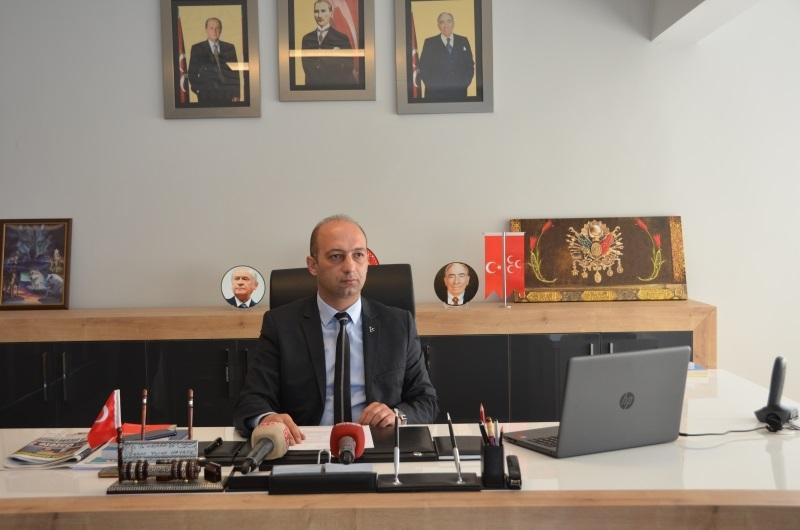 MHP İl Başkanı Navruzdan Mevlid Kandili Mesajı ve 29 Ekim Mesajı