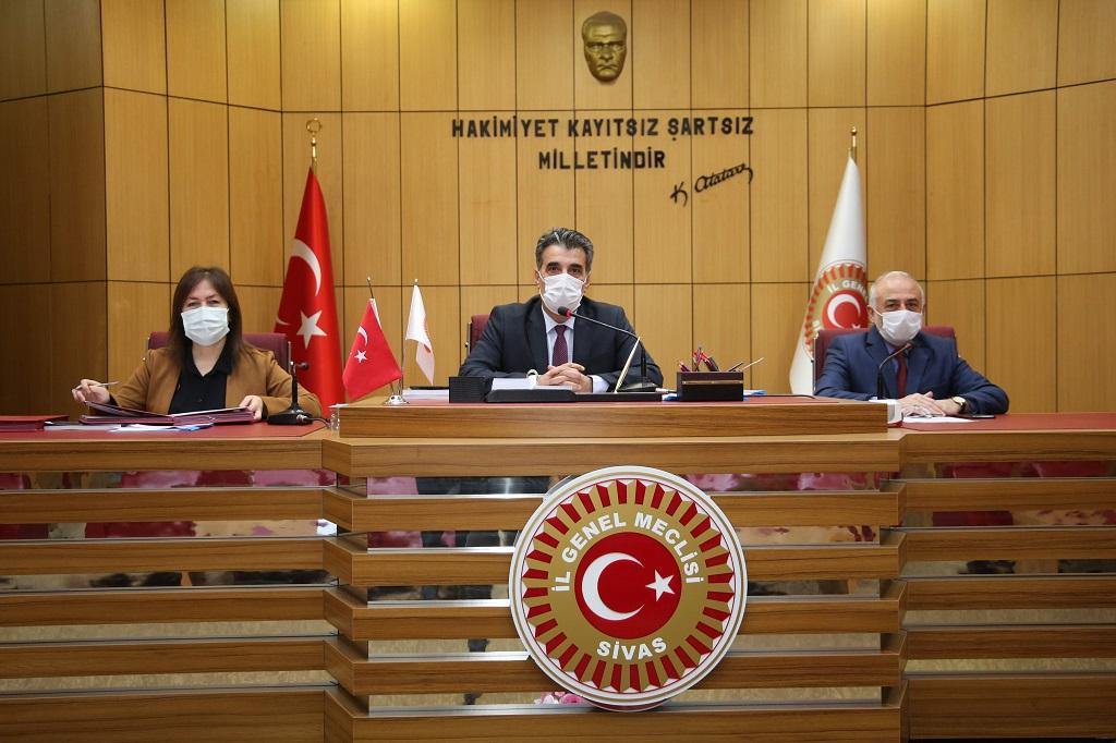 İl Genel Meclisi Mart Ayı Toplantıları Sona Erdi