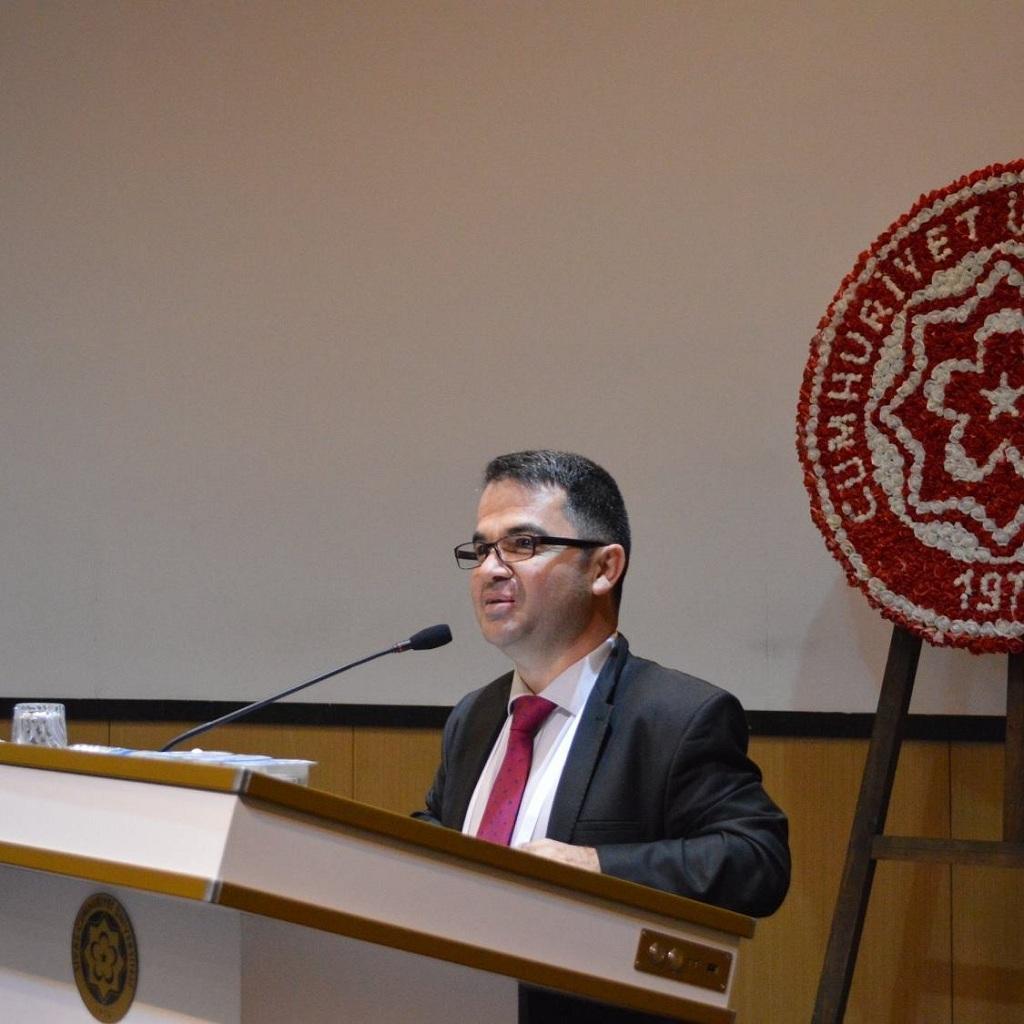 Adalet Bakanlığı'ndan Cumhuriyet Üniversitesine  Teknik Malzeme Desteği