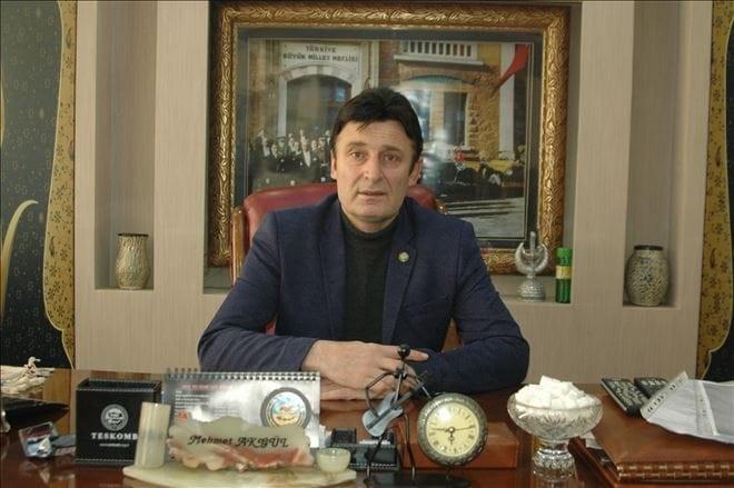 """Mehmet Akgül""""ÜÇ HARFLİ ZİNCİR MARKETLER, KANSERLİ HÜCRE GİBİ YAYILDI"""""""