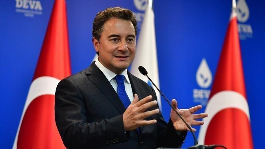 """ALİ BABACAN'DAN GARA ÇIKIŞI """"Türkiye'nin gençlerinin, birilerinin siyasi rantı için feda edilmesini reddediyoruz"""""""