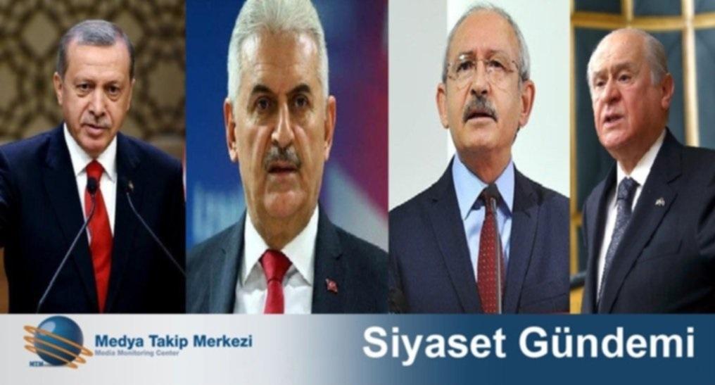 Türkiye demokrasi nöbetine hız kesmeden devam etti