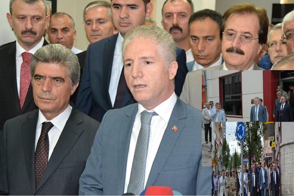 Bu acı hem Sivas'ın hem Türkiye'nin acısıdır