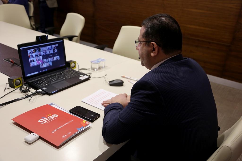 Başkan Ekenden Cumhurbaşkanı Recep Tayyip Erdoğan'dan, Demirağ OSB'nin teşvik kararnamesinin imzalanması ve altyapı ödeneğinin tamamının gönderilmesini talep etti