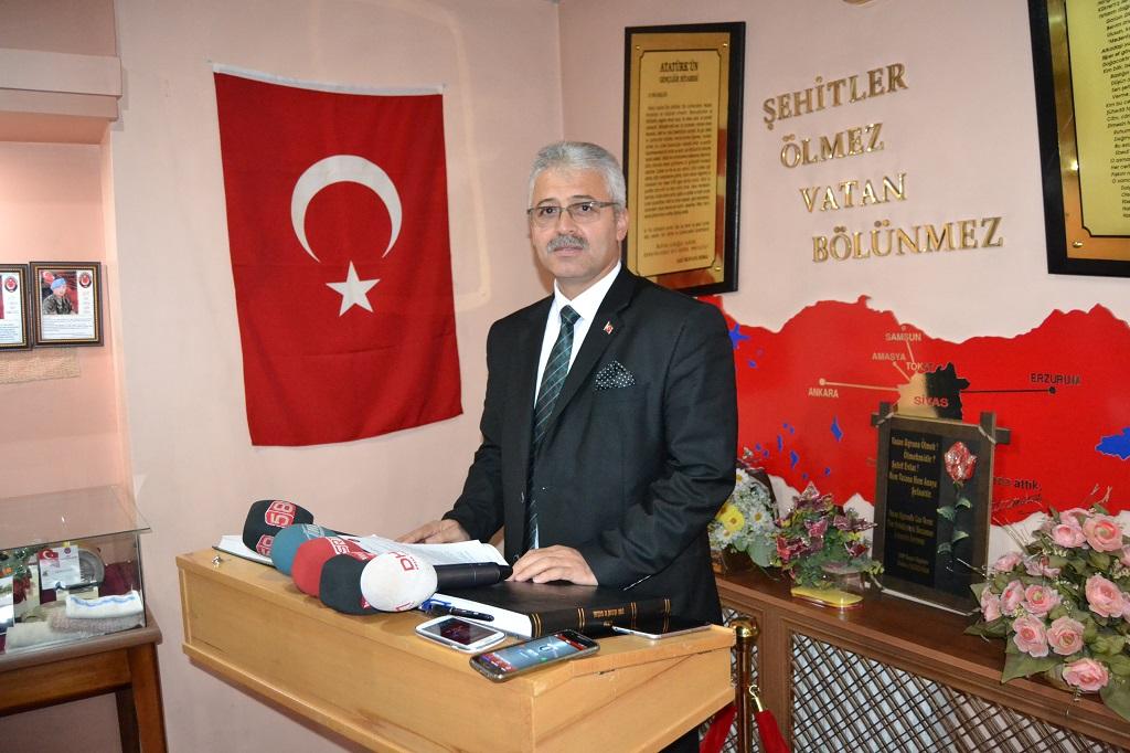 Mustafa Hızaldan 29 Ekim Cumhuriyet Bayramı Mesajı