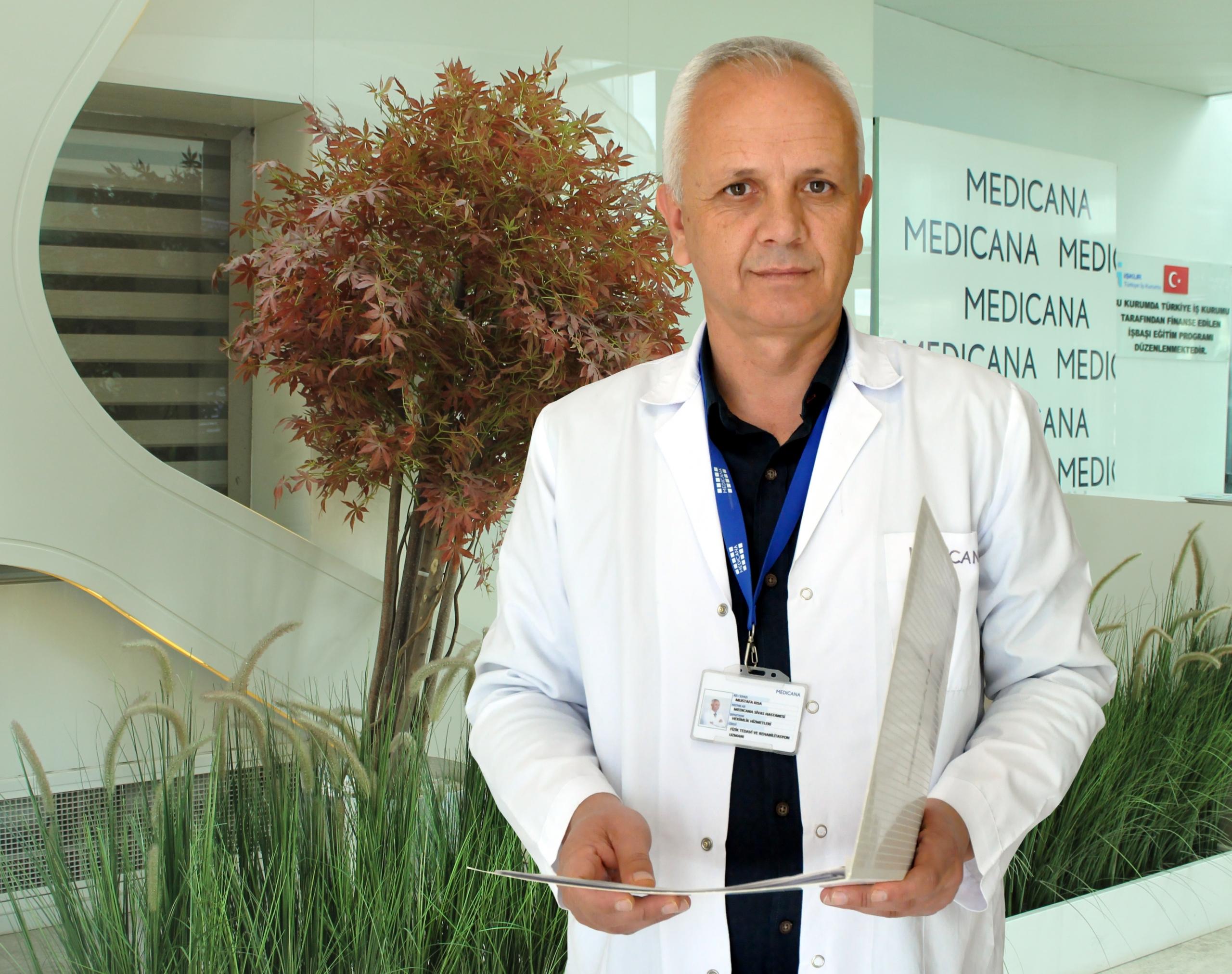 Uzman Dr. Mustafa Kısa: Buz ve kar üzerinde 'penguen' gibi yürüyün