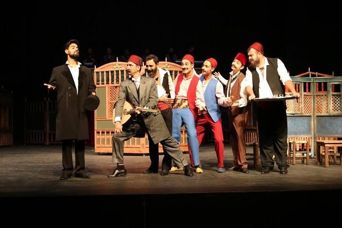 Sivas Devlet Tiyatrosu Fehim Paşa Konağıyla perde açtı