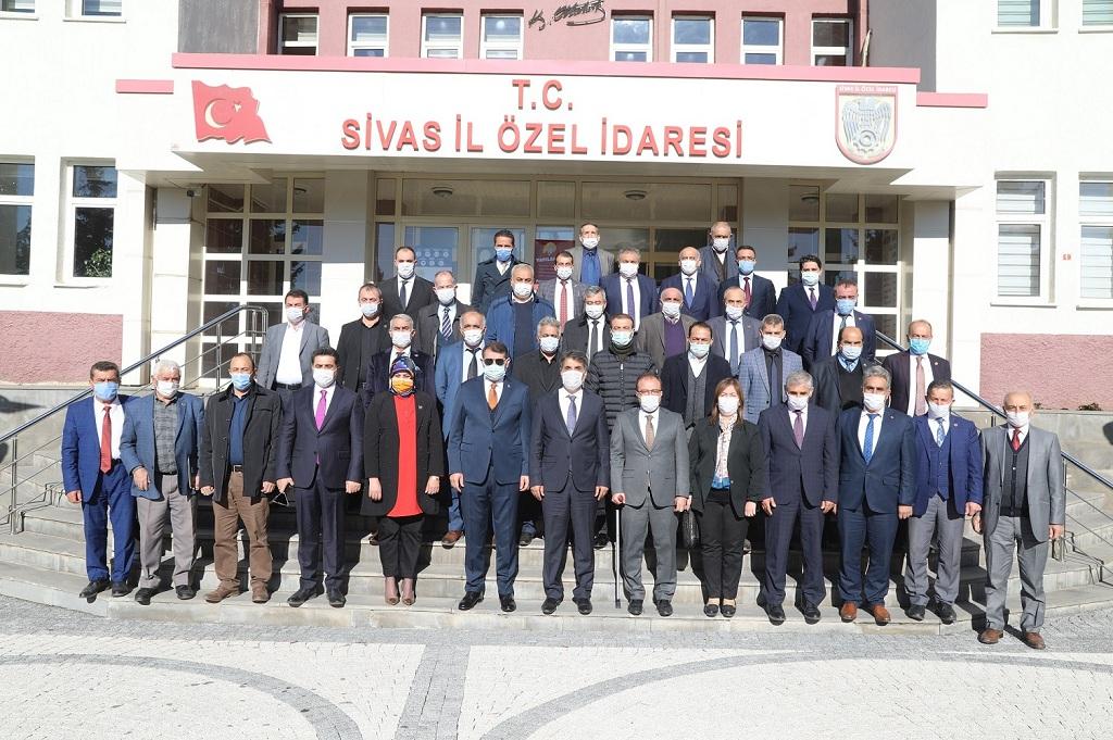 """""""Sivas İl Özel İdaresi'nin 2021 Yılı Bütçesi 195 Milyon TL"""""""