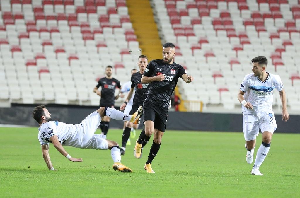 Demir Grup Sivasspor 2-1 Adana Demirspor