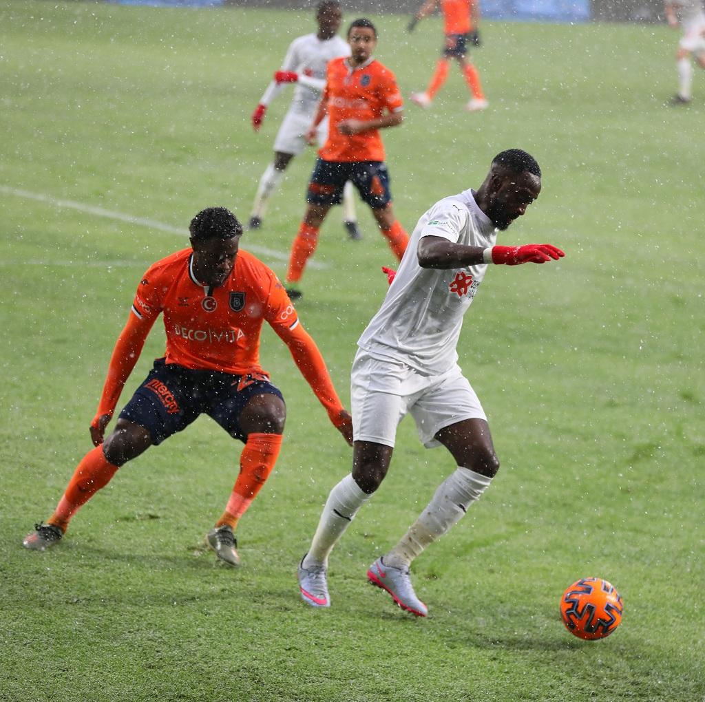 Medipol Başakşehir 1-1 Demir Grup Sivasspor