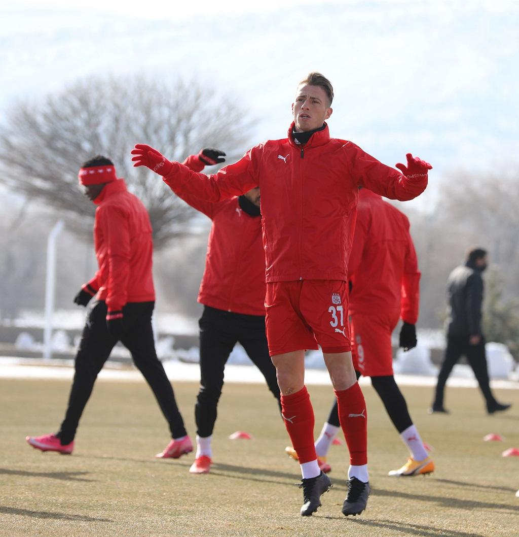 Demir Grup Sivasspor Kasımpaşa Maçına Hazır