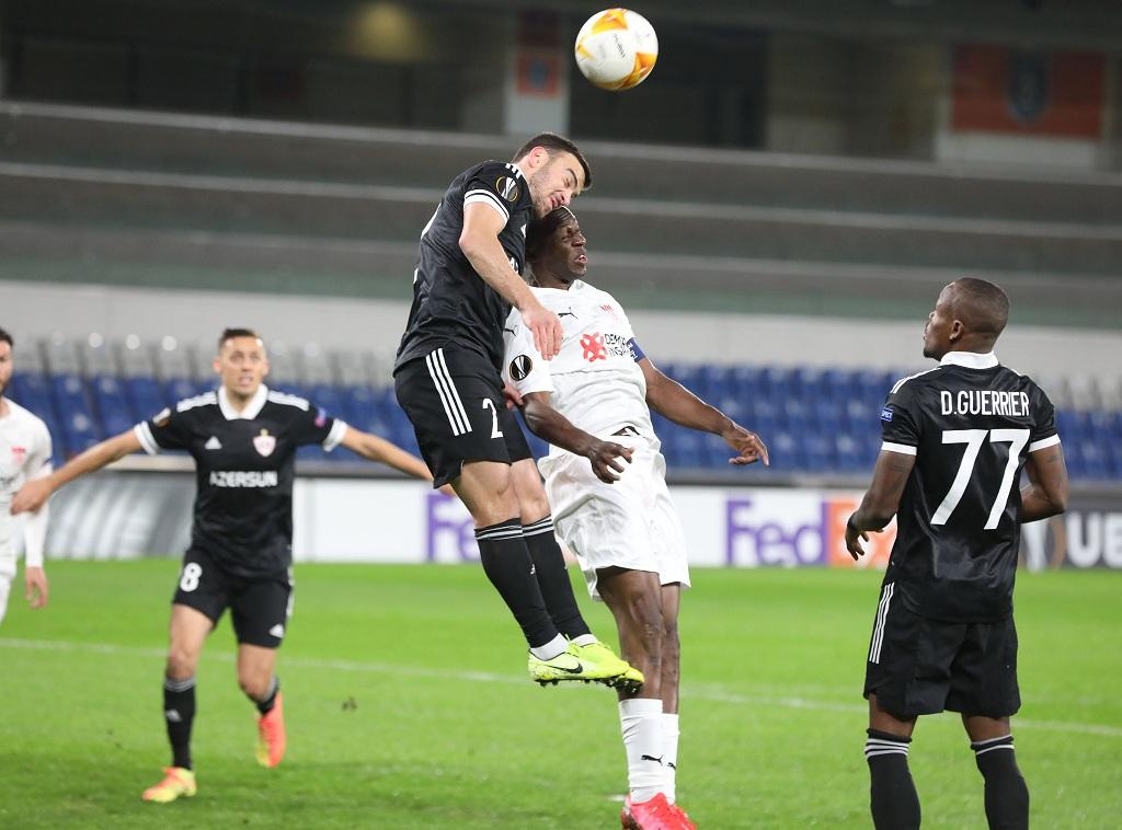 Karabağ 2-3 Demir Grup Sivasspor