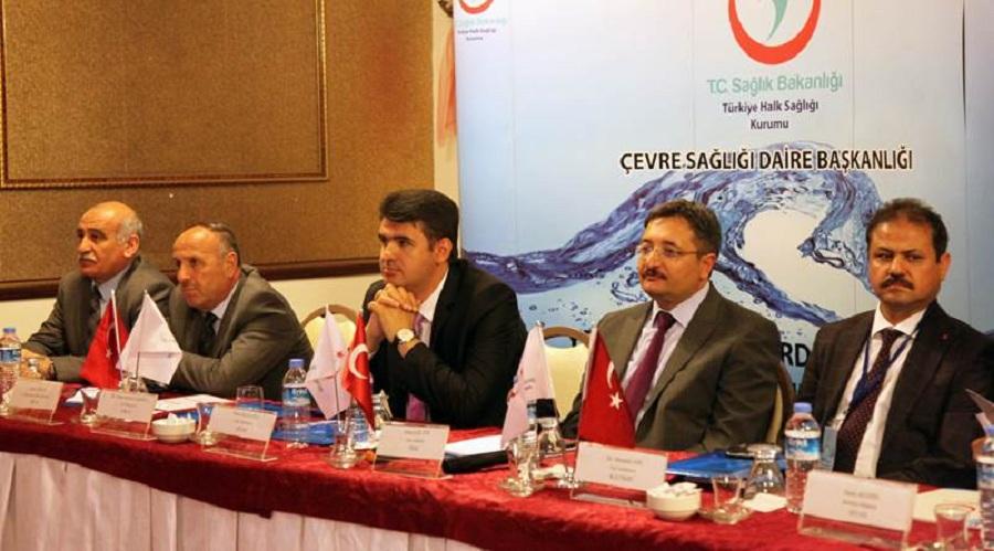 Su Güvenliği Bölgesel Değerlendirme Toplantısı Sivas'ta Gerçekleştirildi.