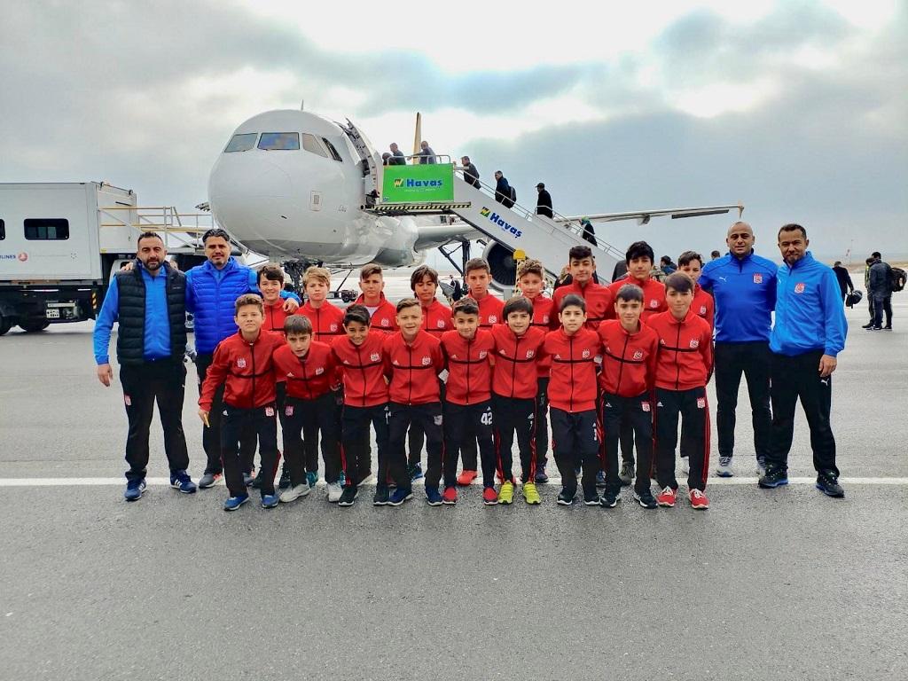 Takım U12 İzmir Cup'ta Mücadele Edecek