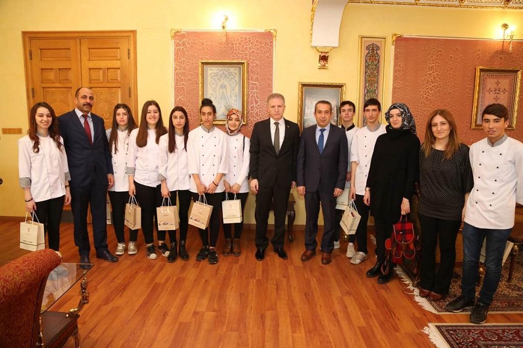 Sultanşehir Mesleki ve Teknik Anadolu Lisesinden Büyük Başarı