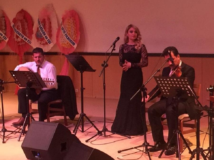 Türk Sanat Müziği Konseri Düzenlendi