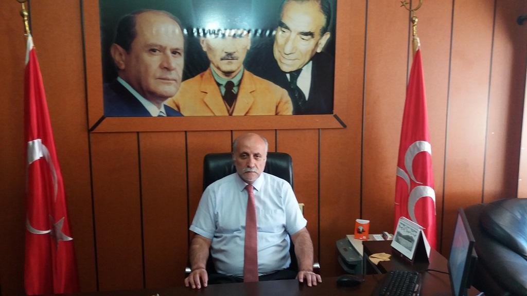 Milliyetçi Hareket Partisi Turhan Eyinç'in Kurban Bayramı Mesajı