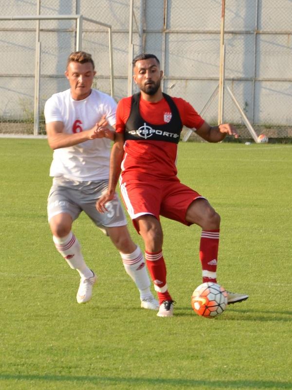 Sivasspor 4-0 U21 Takımı