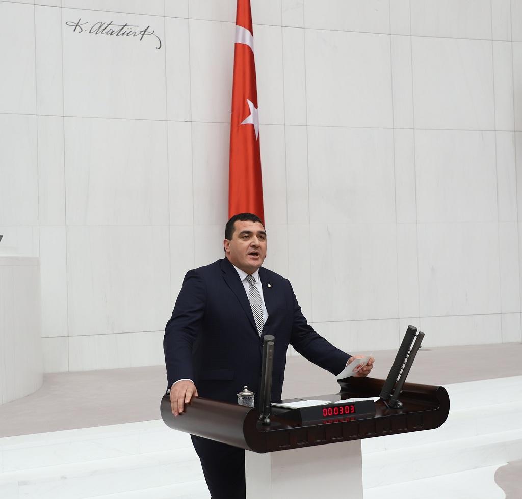CHP'li Karasu: Afetle değil belediyelerle mücadele eden iktidardan hesap sorarız