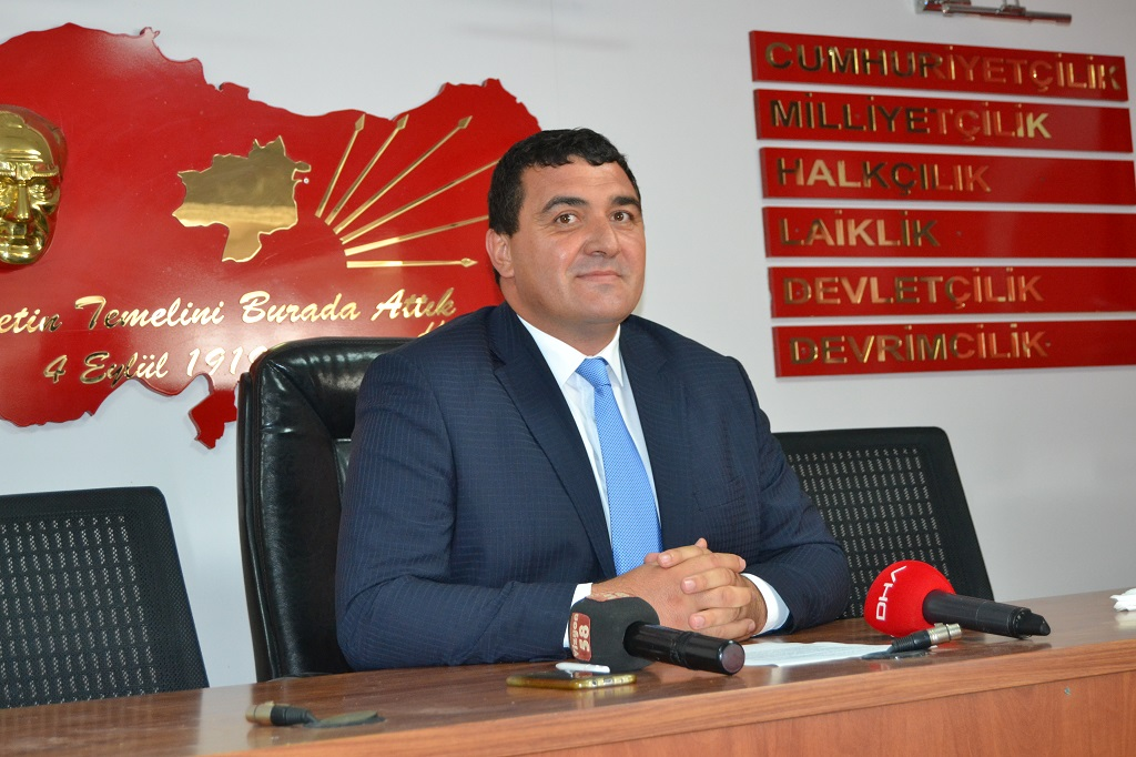 CHP'li Karasu'dan 1 Mayıs mesajı