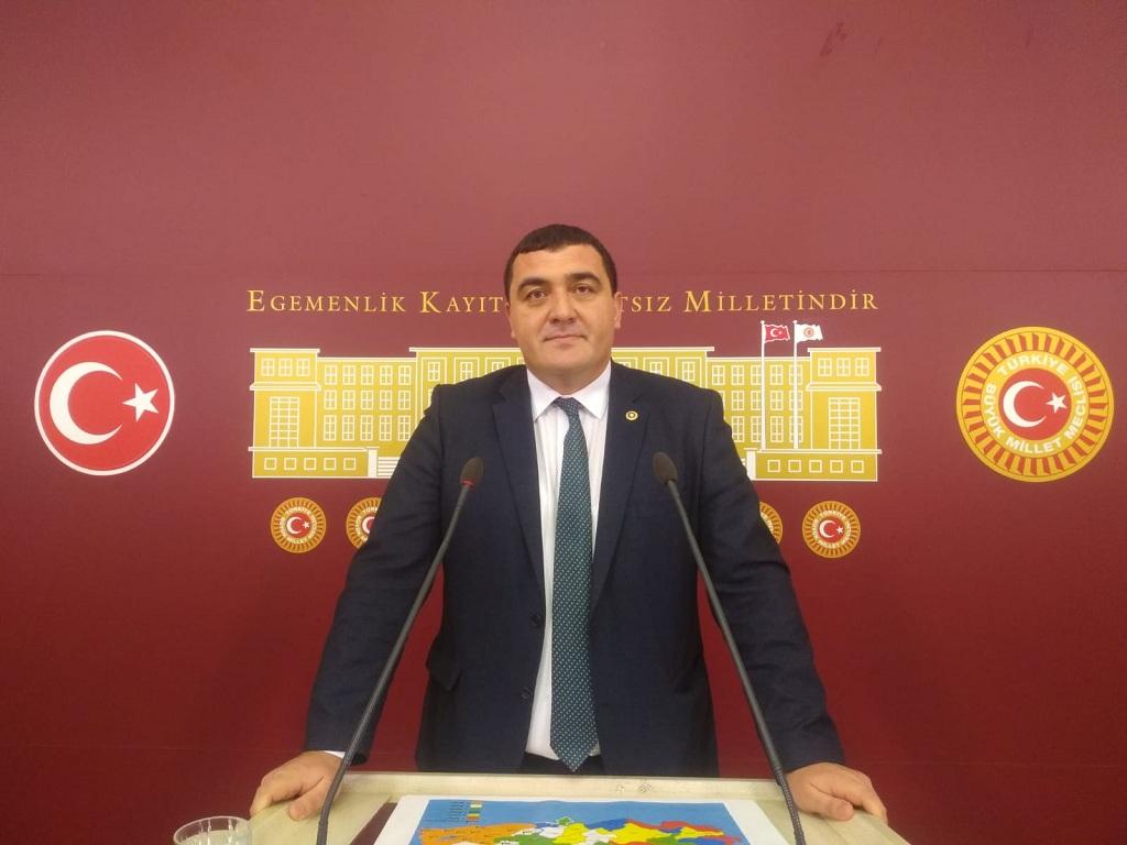 CHP'li Karasu: Sivas'ın kaybedecek bir dakikası bile yok