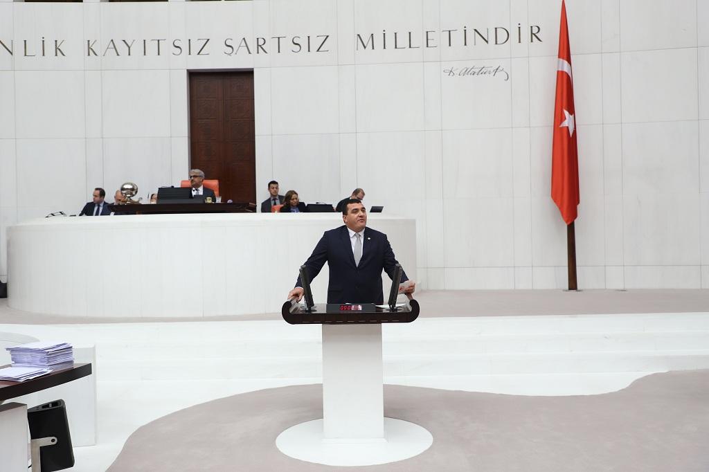 CHP'li Karasu'nun Sivas önergesi AKP- MHP oylarıyla reddedildi