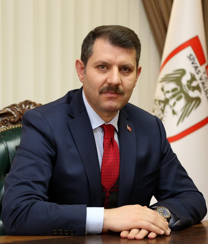 Sivas Valisi Sayın Salih Ayhan'ın Mevlid Kandili Mesajı