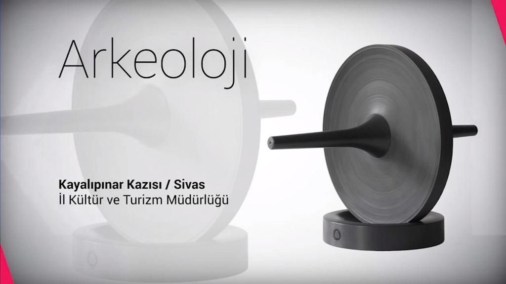 'Kayalıpınar Kazımız'' Anadolu Ödülünün sahibi oldu