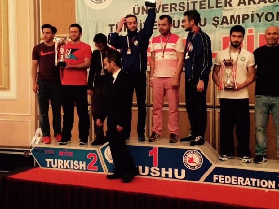 Wushu Takımlarının Büyük Başarısı