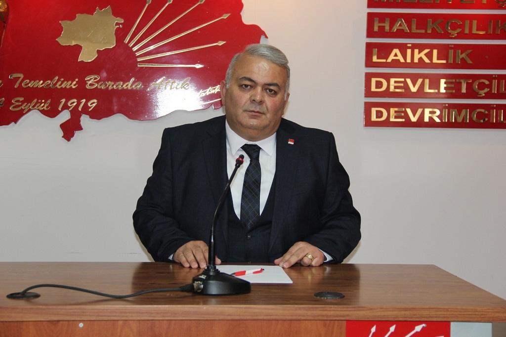 CHP İl Başkanı Yılmaz Coşkundan Ramazan Bayramı Mesajı