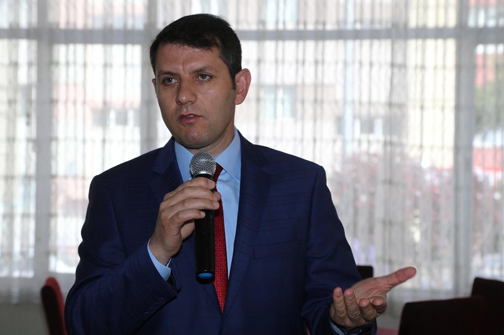 Sivas İl Özel İdare Personeli Bayramlaştı