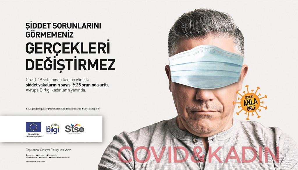 Sivas Ticaret ve Sanayi Odası (STSO) bünyesinde faaliyetlerini sürdüren Sivas AB Bilgi Merkezi, 25 Kasım Kadına Yönelik Şiddete Karşı Uluslararası Mücadele gününde yürütülen kampanya nedeniyle bir açıklama yayımladı
