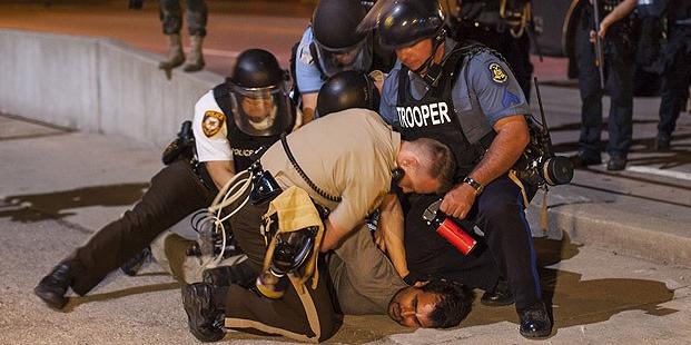 ABD polis şiddeti yargıda