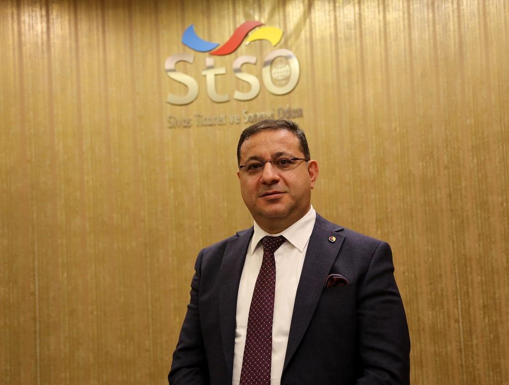 Sivas Ticaret ve Sanayi Odası (STSO) Yönetim Kurulu Başkanı Mustafa Eken, başta iş dünyası olmak üzere tüm İslam âleminin mübarek Ramazan Bayramını kutladı