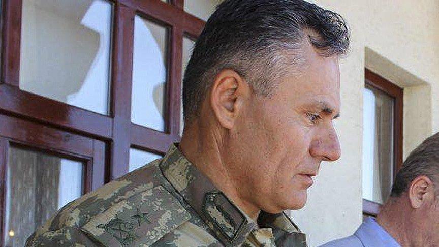 Sivas Garnizon Komutanı Tuğgeneral Fatih Celaleddin Sağır gözaltına alındı