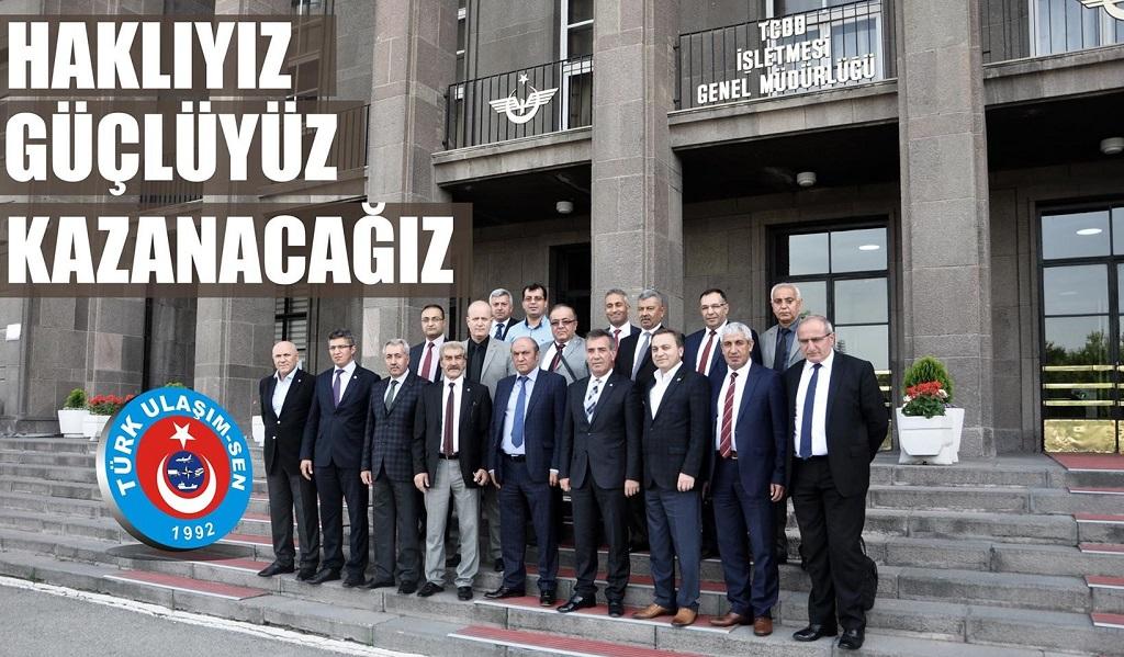 """""""YÜKSEK HIZLI TREN GAR YERİ DEĞİŞMESİN."""""""