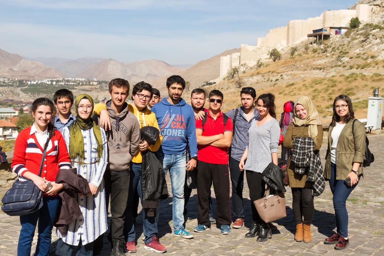 Cumhuriyet Üniversitesi öğrencilerine  Divriği Gezisi Düzenlendi