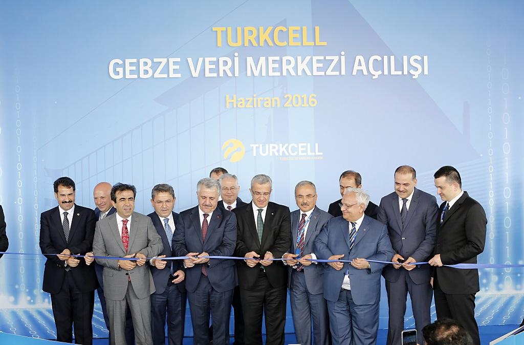 Turkcell'den Fiber İpekyolu'na  275 milyon TL'lik dijital kervansaray