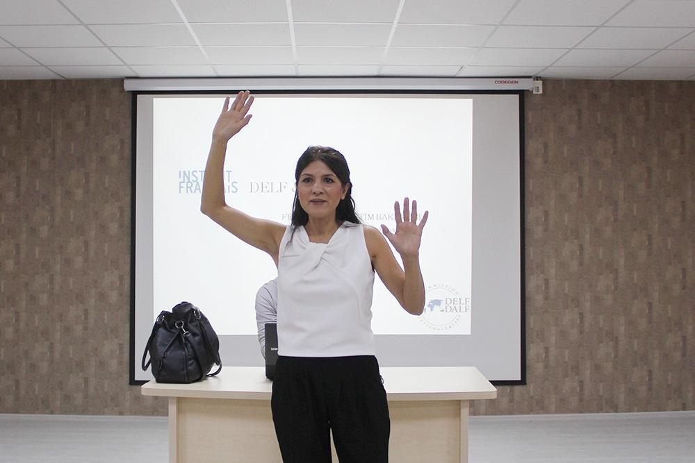 DELF ve DALF Sınavları Hakkında Bilgilendirme Toplantısı Yapıldı
