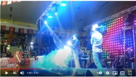 Oğuz Aksaç  Sivas Chp Konserinden Kareler