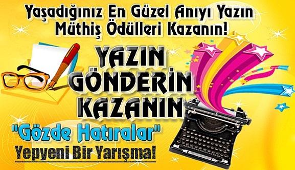 YEPYENİ BİR YARIŞMA !!!